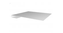 Металлические доборные элементы для фасада в Пензе Планка завершающая простая 65мм