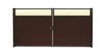 Продажа металлических заборов и ограждений Grand Line в Пензе Модульные ограждения