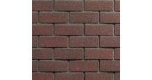 Фасадная плитка HAUBERK в Пензе Обожжённый кирпич