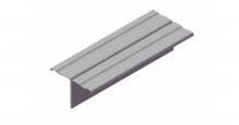 Фасадные профили GrandLine в Пензе Профиль вертикальный Т-образный