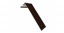 Металлические доборные элементы для фасада в Пензе Планка лобовая/околооконная простая 190х50
